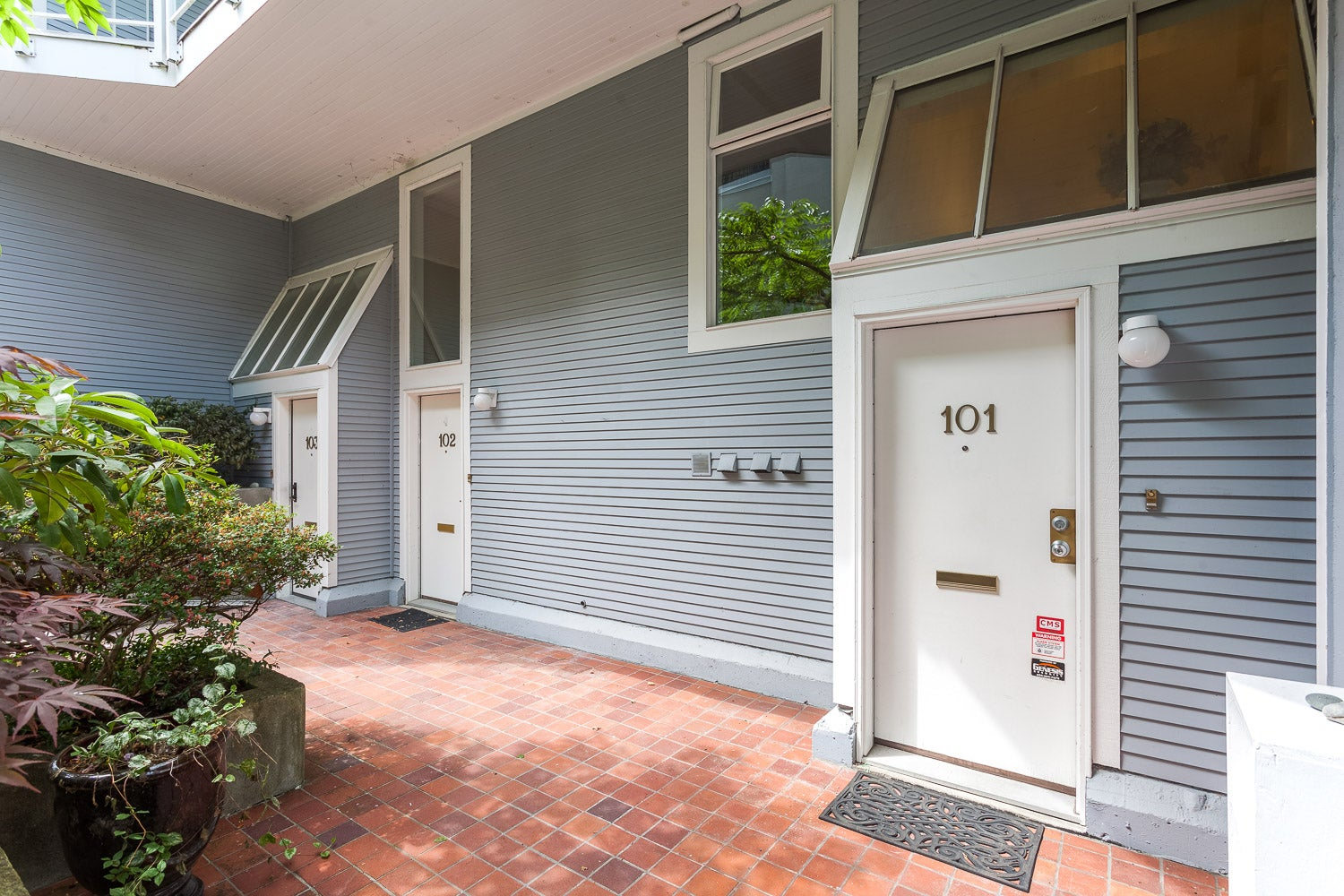 101 4696 W 10TH AVENUE - Point Grey Apartment/Condo for sale, 2 Bedrooms (R2203906) #21