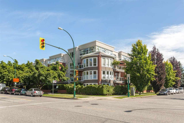 201 2288 W 12th Avenue - Kitsilano Apartment/Condo for sale, 2 Bedrooms (V1084002) #1