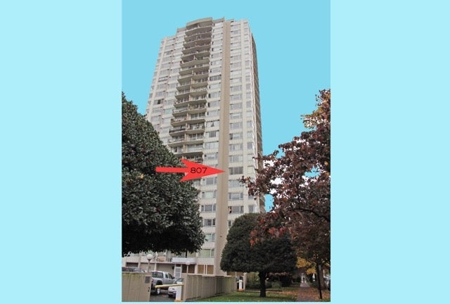 807 1850 Comox Street - West End VW Apartment/Condo for sale, 1 Bedroom (R2012398) #1